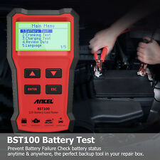 Ancel BST100 12V Automotive Car Battery Tester 220Ah Charging Analyzer 2000 CCA