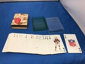 1963 Stancraft Football Complete Set 54 in original box nm/mt