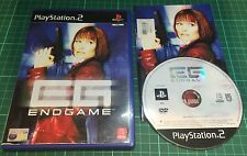 End Game For Sony Playstation 2, PS2