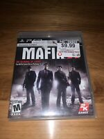 Mafia II 2 PS3 Playstation 3 Complete With Manual and Map Tested DAMAGED CASE