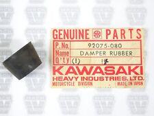 Kawasaki NOS NEW 92075-080 Rubber Damper H1 H2 S1 S2 S3 KH KZ KH500 KH400 KH250