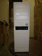 New AT Full Tower PC Computer Case Build PC Pentium 486 386 Enclosure Vintage