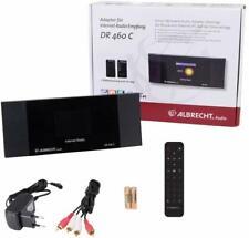 Albrecht DR 460 C Internet Numérique Noir Radio Portable