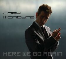 Joey McIntyre - Here We Go Again [New CD] Canada - Import
