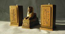 Sphinx SPHINKS Sfinx Sfinks Egyptian Figure 2 T-light Holders Decoration