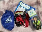 Cares Kids Fly Safe Airplane Safety Harness Seatbeltbelt Device with Box Sealed