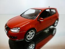 NOREV VW VOLKSWAGEN GOLF GTI - RED 1:43 - EXCELLENT CONDITION - 18