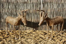 Lobi Bronze Antelope, Burkina Faso