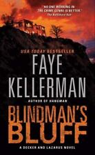 BLINDMAN'S BLUFF ~ FAYE KELLERMAN ~ PAPERBACK ~ A DECKER & LAZARUS SERIES NOVEL