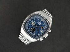 VINTAGE OMEGA SEAMASTER JEDI CHRONOGRAPH AUTOMATIC CAL 1040  REF 176.005