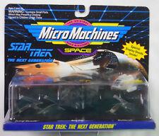 STILL SEALED! 1993 Galoob Micro Machines Space Star Trek: The Next Generation #4