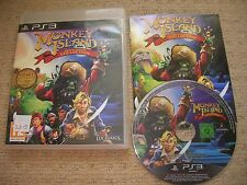 MONKEY ISLAND : SPECIAL EDITION COLLECTION  - Rare Sony PS3 Game