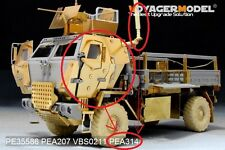 Voyager PEA314 1/35US M1078 LMTV [Armoor CaB] add PARTS(For TRUMPETER 01009)