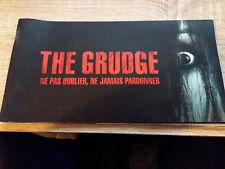 THE GRUDGE   - DOSSIER DE PRESSE CINEMA - SARAH MICHELLE GELLAR