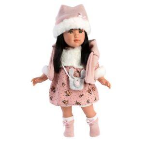 Llorens Greta 40cm Soft Bodied Asian Doll