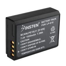 Batteries pour appareil photo et caméscope Canon