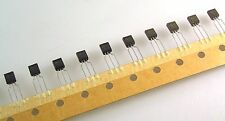 Technologie Microchip m 930 transistors TO92 10 pieces OMB2-14