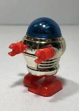 Vintage 1978 Tomy Wind Up Walking Space Robot Toy USA 1970s Walks Working Lot