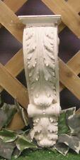 Medium Corinthian Corbel Shelf Bracket Latex Fiberglass Production Mold Concrete