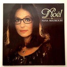 """NANA MOUSKOURI  """" NOEL """" - EX / EX - 6399095 - LP 33 TOURS - EXCELLENT ETAT"""