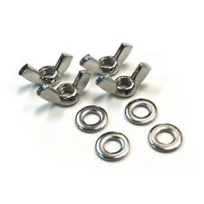 NEW Latin Percussion LP915 Mount Clamp Nuts & Washers (4) For Double Conga Stand