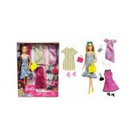 Barbie Doll Fashions + Accessori Mattel GDJ40