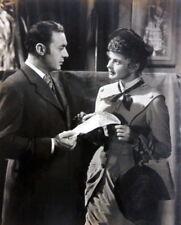 INGRID BERGMAN & CHARLES BOYER Movie Film 8 x 10 PHOTO Gaslight 1944 ak969