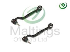 range rover l322 front suspension arms and ball joints rbj500920 x2 delphi 2yr