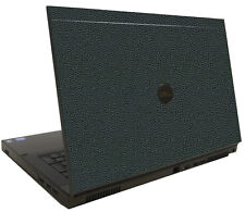 LEATHER Vinyl Lid Skin Cover Decal fits Dell Precision M6600 Laptop