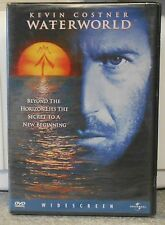 Waterworld (DVD 1997 )  RARE KEVIN COSTNER SCI FI BRAND NEW ORIGINAL RELEASE