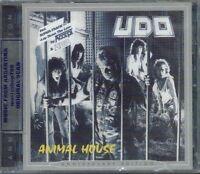 U.D.O. ANIMAL HOUSE ANNIVERSARY EDITION + 5 BONUS TRACKS SEALED CD NEW 2013 UDO