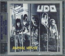U.D.O. ANIMAL HOUSE ANNIVERSARY EDITION + 5 BONUS TRACKS SEALED CD NEW 2013 UDO