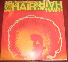 "Various Lp "" HAIR "" Polydor 1979"