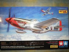 Tamiya 1/32 P-51D Mustang Model Air Avion Kit #60322