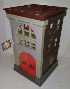 The Real Ghostbusters S.O.S. Fantômes - Quartier Général Fire Station - Kenner