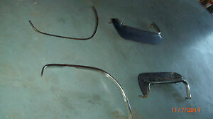 1969 1970 Cadillac DeVille CALAIS FLEETWOOD STAINLESS WHEEL WELL TRIM MOLDINING