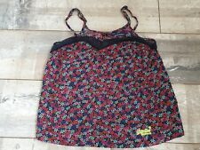 Pretty Ladies Superdry small Vest Top