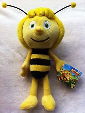 MAYA THE BEE 30 cm BIG PLUSH Stuffed Soft Toy MASCOT Age:0+ Official License NEW