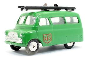CORGI TOYS NO.405 BEDFORD 'UTILECON' A.F.S. TENDER IN GREEN WITH LADDER