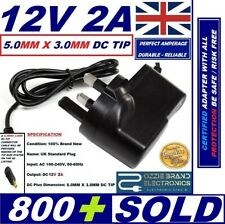 More details for 12v mains charger power supply lead to fit makita dmr 104 dmr104 site dab radio