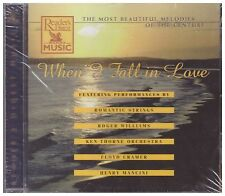 When I Fall In Love and Moon River  CD    Brand New     2 CDs for 1 Price