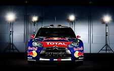 CITROEN RED BULL RACING NEW A4 POSTER GLOSS PRINT LAMINATED