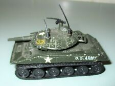 """M551 SHERIDAN TANK - Zylmex #T-407 - Diecast 3"""" U.S. Army Tank"""