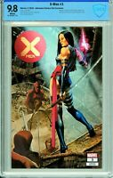 X-Men #3 Unknown Comics / Comics Elite Exclusive - CBCS 9.8!