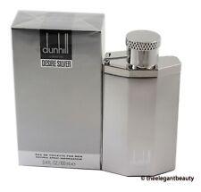 Dunhill Desire Silver London 3.4oz/100ml Edt Spray For Men New In Box