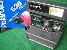 Foto instantánea Polaroid 636 cerca Cámara (en Caja)