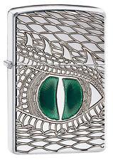 Zippo Dragon Eye, Armor Case, chrome high polished  60000246  Coll. 2015