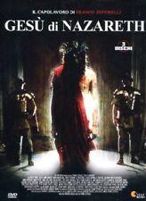 Dvd Gesù di Nazareth (3 DVD Edizione Integrale)  ....NUOVO
