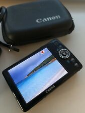 Canon IXUS 75 7.1MP Digital Camera with Memory Card And Carry Case