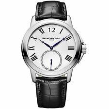****Raymond Weil 9578-STC-00300 Men's Tradition White  Quartz Watch****